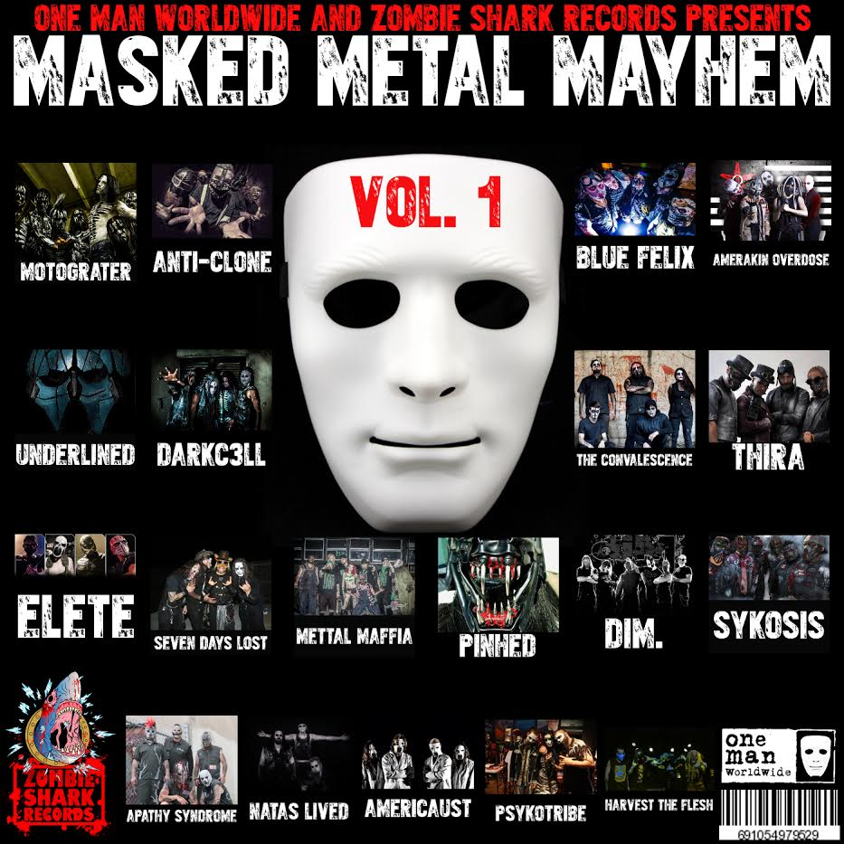 Masked Metal Mayhem